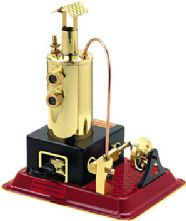 UKWilesco Steam Engine D3. Free UK delivery !